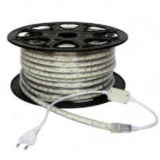 Banda LED 220V 4100K 12W/m, Ip65, 120Led/m, 2835, tambur 100m