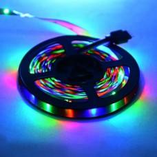 electrice bistrita-nasaud - banda led nil/rgb, 24w / 5m, 1440lm/5m, ip65 - horoz electric - nil/rgb