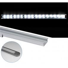 electrice bistrita-nasaud - profil aluminiu,pentru banda led, ingropat, 1m - lumen - 05-30-560