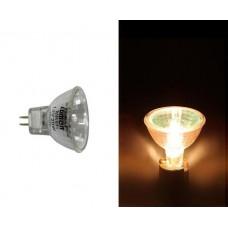 electrice bistrita-nasaud - bec halogen mr11 cu dulie gu4, dimabil, 20w, 165 lm - lumen - 00-645